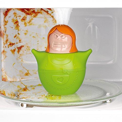 CLEANmaxx Susi 03660 - Detergente per microonde