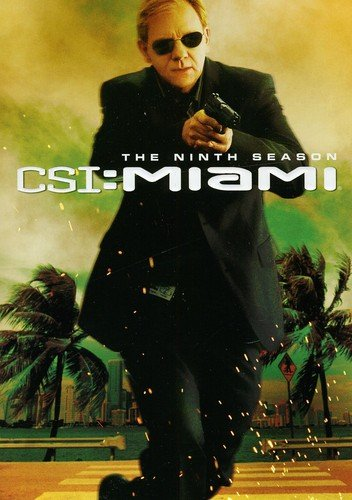 CSI: Miami - Ninth Season/ [DVD] [Import]