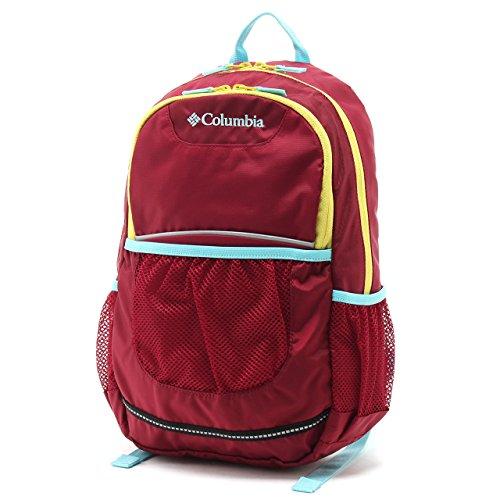 Columbia(コロンビア) Estes Mountain 12L Backpack II (エステスマウンテン12LバックパックII) キッズリュック リュックサック 12L B5 リフレクター付き リフレクター付き PU8249 ポメグラネイト 623