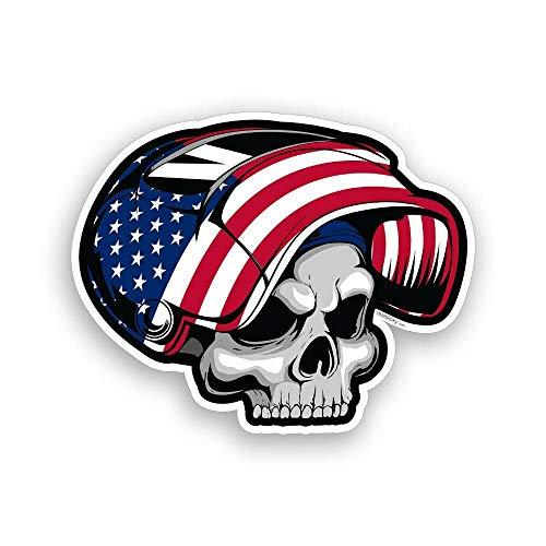 3 pcs Welder Sticker Welding Decals for Hard Hat, Window, Car, USA Patriotic. Made of Vinyl, Waterproof, UV Resistant