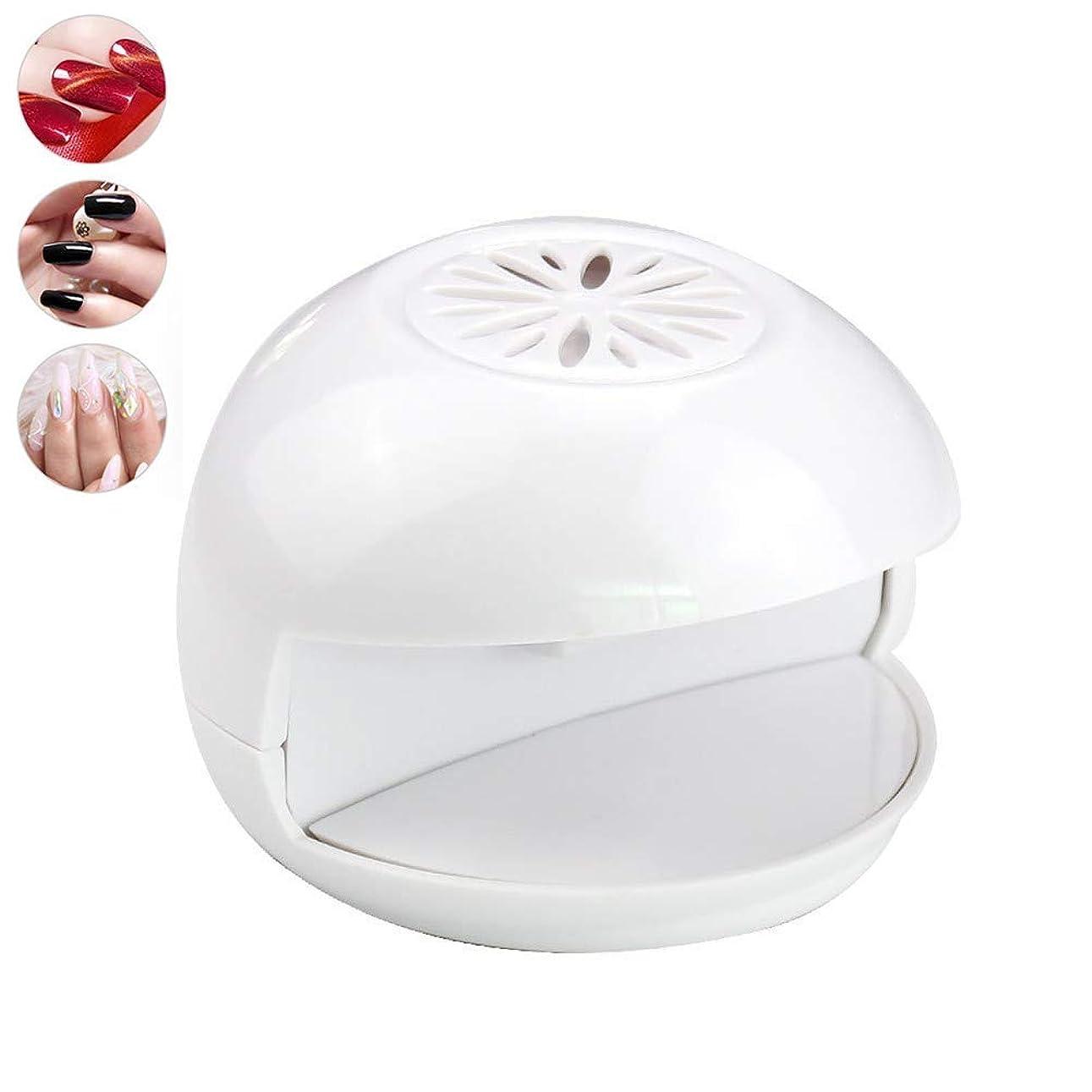 建築ピン静かに48ワットuv ledライト療法マニキュアランプポリッシャーマシンネイルドライヤー用ゲルポリッシュ硬化ワニスランプサロンツール