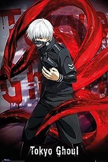 Tokyo Ghoul - Manga/Anime TV Show Poster/Print (Ken Kaneki) (Size: 24 inches x 36 inches)