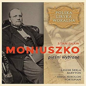 Stanisław Moniuszko - pieśni wybrane - Polska liryka Wokalna