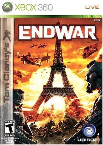 Tom Clancy End War - Xbox 360