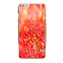 iPhone6 Plus 5.5インチ (2014)ケース アイフォン6 プラス 5.5インチ カバー スマートフォン スマホケース スマホカバー 携帯カバー ポリカーボネート Apple 風景 写真 おしゃれ 彼岸花 花 ハードケース