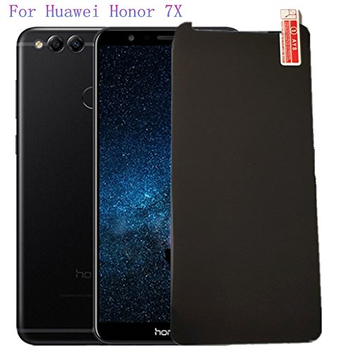 For Huawei Honor 7X/Mate Se/Nova 2I Privacy Screen Protector Tempered Glass - Degree Privacy Anti-spy Protective Film [2-Pack]