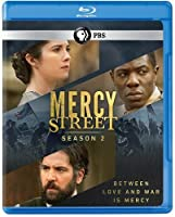 Mercy Street: Season 2 [Blu-ray]