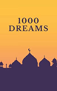 1000 Dreams: City Composition, It's Time To Turn Your Dreams Into Goals And Then Make Them Come True, 100 Pages/1000 Goals...