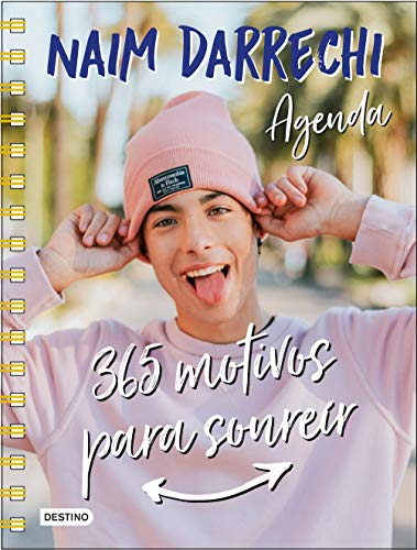 365 motivos para sonreír. Agenda (Jóvenes influencers)