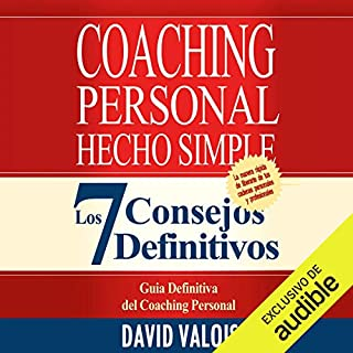 Coaching Personal Hecho Simple [Personal Coaching Made Simple] audiobook cover art