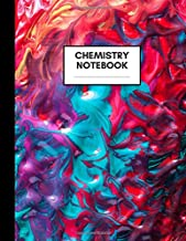 Chemistry Notebook: Composition Book for Chemistry Subject, Large Size, Ruled Paper, Gifts for Chemistry Teachers and Students (Science Notebooks)