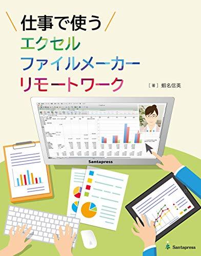 書籍「仕事で使うエクセル/ファイルメーカー/リモートワーク」