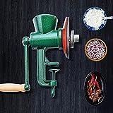 KUIDAMOS Molinillo De Mano, Pulverizador Manual para El Hogar, Trituradora Manual Mecánica, Molino De Grano, Máquina Trituradora para Cocina, Restaurante, Apartamento