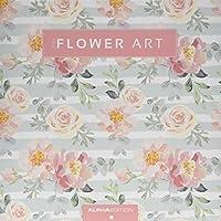 Flower Art 2020 Broschuerenkalender