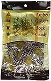 Gt-Amber Ginger Candy (Hard) (10 Pack 4.41oz) total 44.1 oz