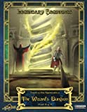 The Wizard's Dungeon (Trail of the Apprentice, Band 5) - Paris Crenshaw
