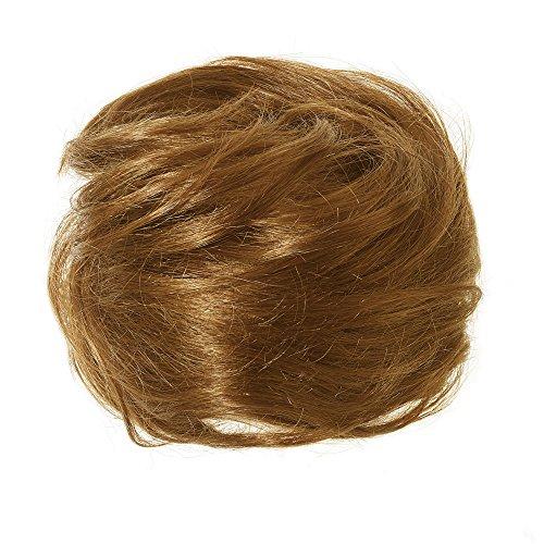American Dream Chignon 100% Cheveux Humains 132 Cuivre Rouge Taille Mini