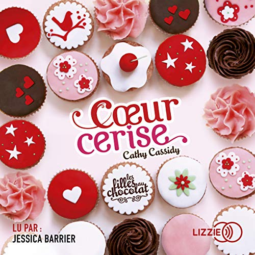 Cœur cerise     Les filles au chocolat 1              By:                                                                                                                                 Cathy Cassidy,                                                                                        Anne Guitton                               Narrated by:                                                                                                                                 Jessica Barrier                      Length: 5 hrs and 18 mins     Not rated yet     Overall 0.0