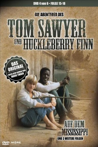 Tom Sawyer & Huckleberry Finn 4
