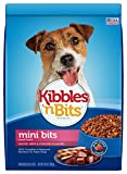 Kibbles 'N Bits Small Breed Mini Bits Savory Beef & Chicken Flavors Dog Food, 16-Pound