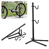 WASAGA Cavalletto da Lavoro per Bici, Supporto per Riparazione Biciclette-Supporto Multifu...