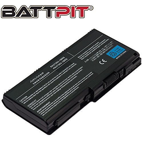 Battpit Laptop/Notebook Battery Replacement for Toshiba Qosmio X505-Q896 (4400mAh)