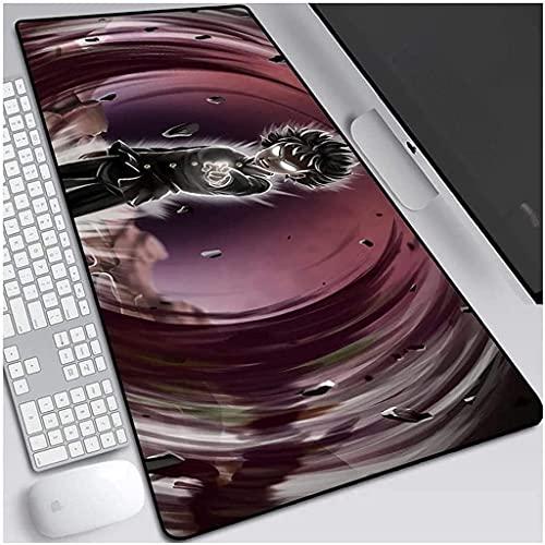 Gran juego de ratón almohadillo extendido alfombrilla de ratón estera del teclado Mousepad para la computadora de la oficina en casa ORDENADOR PERSONAL Escritorio alfombrilla de ratón (color: D, Tamañ