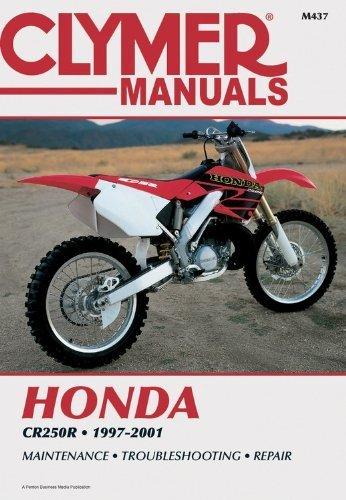 [Honda CR250 97-01 (Clymer Motorcycle Repair)] [By: Haynes] [May, 2002]