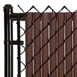 powerful SoliTube protector for chain link protection, double-walled vertical bar with solid bottom …