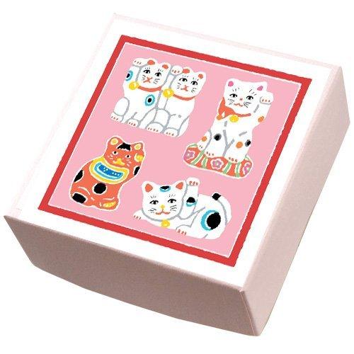 【鈴廣かまぼこ】こ・こ・ろ 赤箱 変り招き猫