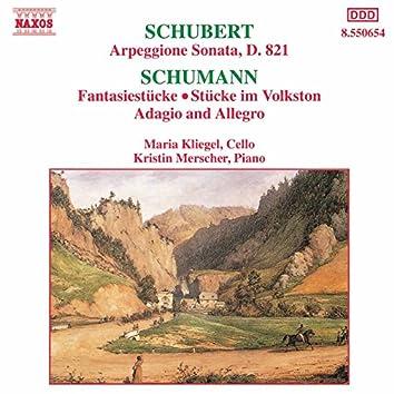 Schubert: Arpeggione Sonata / Schumann: Fantasiestücke