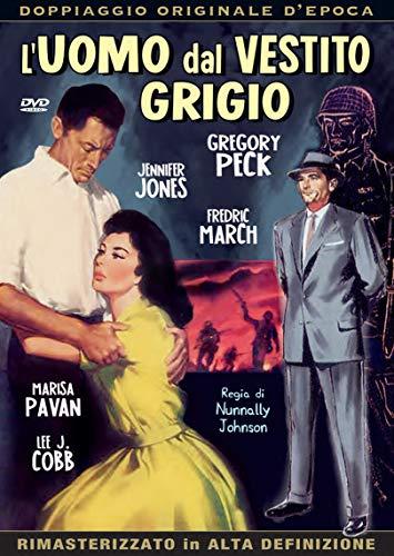 PECK,JONES,MARCH - L'UOMO DAL VESTITO GRIGIO (1956) (1 DVD)