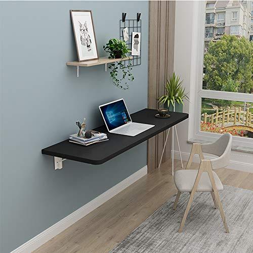 Mesa Plegable De Pared,Mesa De Comedor De Pared,Mesa Flotante Para Computadora Portátil,Escritorio...