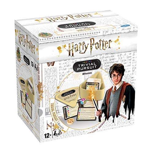 Harry Potter Trivial Pursuit Special Edition, Quizspiele (in englischsprachiger Ausgabe)