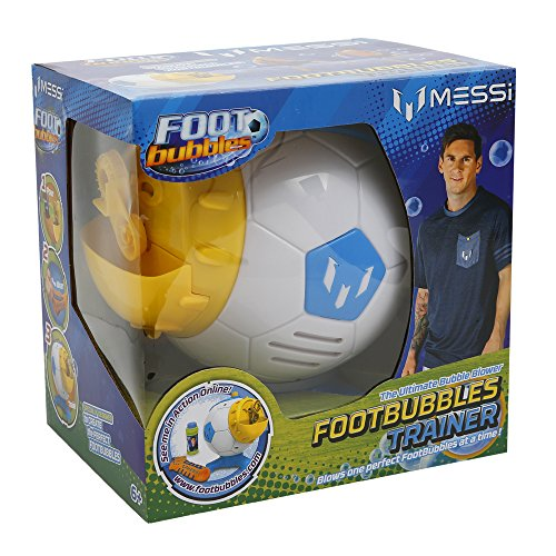 OUTDOOR Messi footbubbles Bubble Trainer Plus Socke und 2Oz Lösung