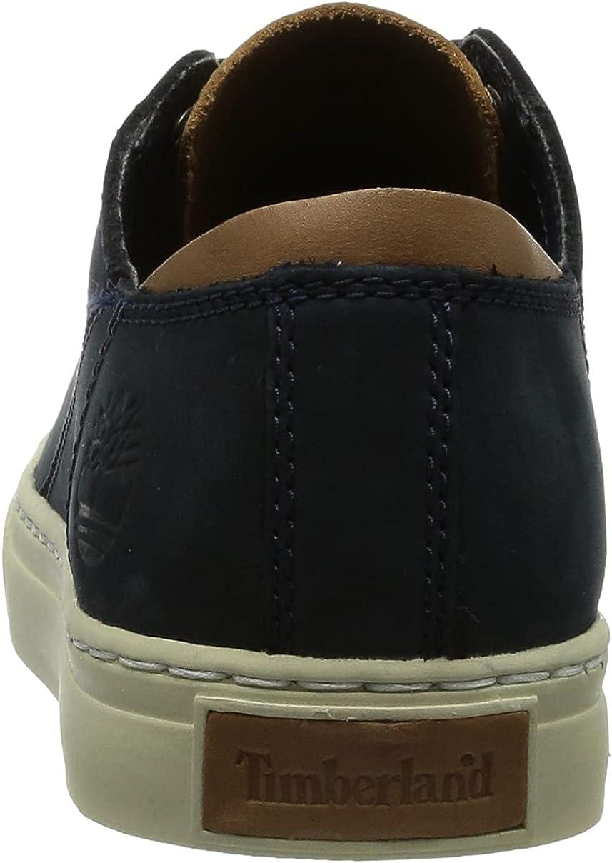 Timberland Mens Adventure 2.0 Cupsole Ox Nubuck Black Iris Shoes