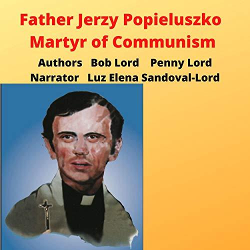 Father Jerzy Popieluszko cover art