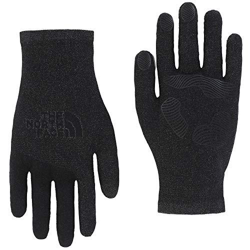 The Nort Face Etip Knit Glove TNF Black - Guantes (L/XL, BLACK)