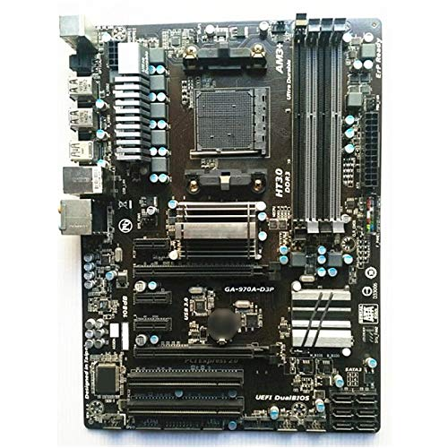 Fit For Gigabyte GA-970A-D3P Motterboard 970A-D3P Fit For AMD 970 Socket AM3 AM3 + DDR3