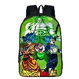 Mochila Dragon Ball Goku, Dragon Ball Mochila Niño Adolescente Chicas Primaria Mochilas y Bolsas...