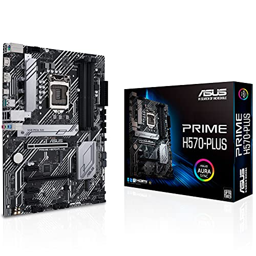 ASUSTek Intel 第10世代・11世代 CPU 対応 (LGA1200)対応 H570 チップセット ATX マザーボード PRIME H570-PLUS 【国内正規代理店品】