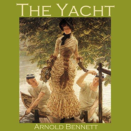 『The Yacht』のカバーアート