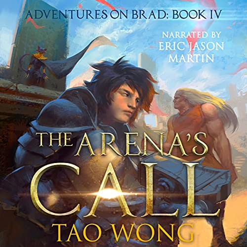 The Arena's Call cover art
