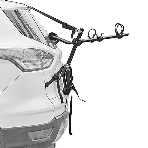 Blueshyhall Car Bicycle Stand SUV Vehicle Trunk Mount Bike Cycling Stand Storage Carrier