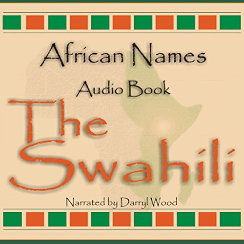 African Names Audio Book cover art