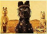 GUONA Cartoon Movie Isle of Dogs Edward Norton Bryan