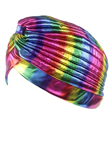 Womens Beautiful Turbans Hat Hair Wrap Cover Up