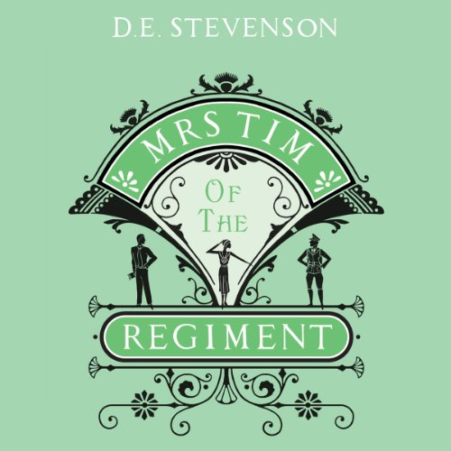 Mrs. Tim of the Regiment cover art