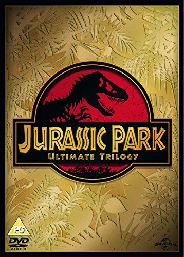 Jurassic Park / The Lost World - Jurassic Park / Jurassic Park 3 [Edizione: Regno Unito] [United Kingdom] [DVD]