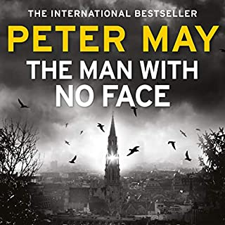 The Man with No Face                   By:                                                                                                                                 Peter May                               Narrated by:                                                                                                                                 Peter Forbes                      Length: 10 hrs and 48 mins     52 ratings     Overall 4.4